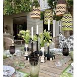 woven lantern hanging lampshade