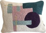 Needle punch scatter cushion
