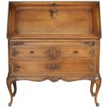 Block & Chisel wooden antique bureau desk
