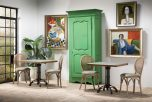 Block & Chisel single door made in south africa cupboard, green