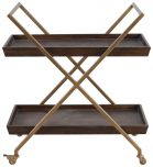 Block & Chisel bar cart trolley