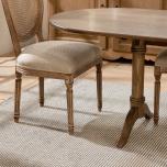 Block & Chisel grey wool rug